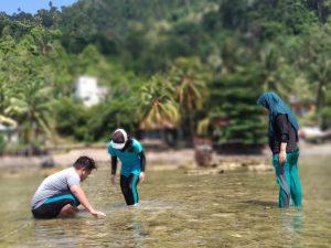 MADK 2018 sampling makro alga