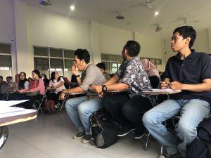 Sosialisasi Rencana Lokakarya Kurikulum Program Studi Ilmu Kelautan FMIPA Untan