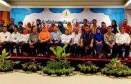 Jurusan Ilmu Kelautan mengikuti acara yudisium dan syukuran FMIPA UNTAN
