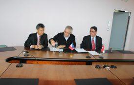 Penandatanganan Memorandum of Understanding (MoU) UNTAN dengan Le Mans Université
