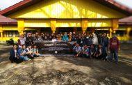 """Praktikum Lapang """"Oseanografi Kimia"""" Mahasiswa Jurusan Ilmu Kelautan FMIPA UNTAN di Perairan Estuaria Kuala Mempawah"""