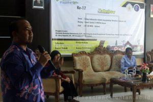 """TALKSHOW """"SIKAP INDONESIA DALAM REVOLUSI INDUSTRI 4.0"""" DALAM RANGKA DIES NATALIS KE 17 FMIPA UNTAN"""
